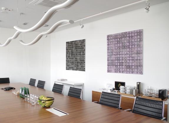 abstrakcja, nowoczesny obraz, biuro