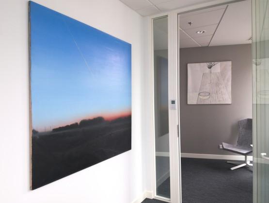 kałmykow, obrazy, biuro, wnę