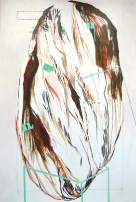 abstrakcja, ekspresja, malarstwo, rudzikiewicz