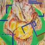 abstrakcja, kolor, malarstwo, rudzikiewicz