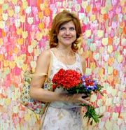 Beata Murawska, Paining, Artist, Flowers, Poland