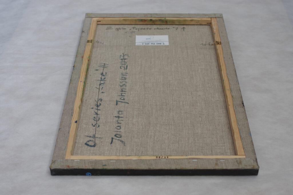 Pierwsza warstwa zabezpieczenia obrazu przy pakowaniu - flizelina
