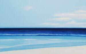 Obraz morza autorstwa Tomasza Pilikowskiego