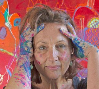 Vera Bruggeman - artystka malarka