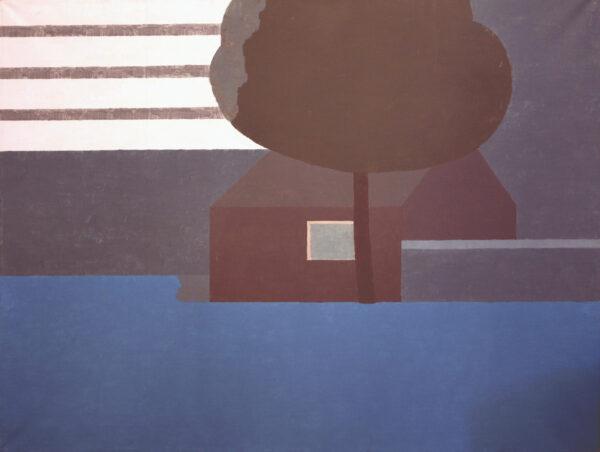 Obraz Roberta Czajki, Dom