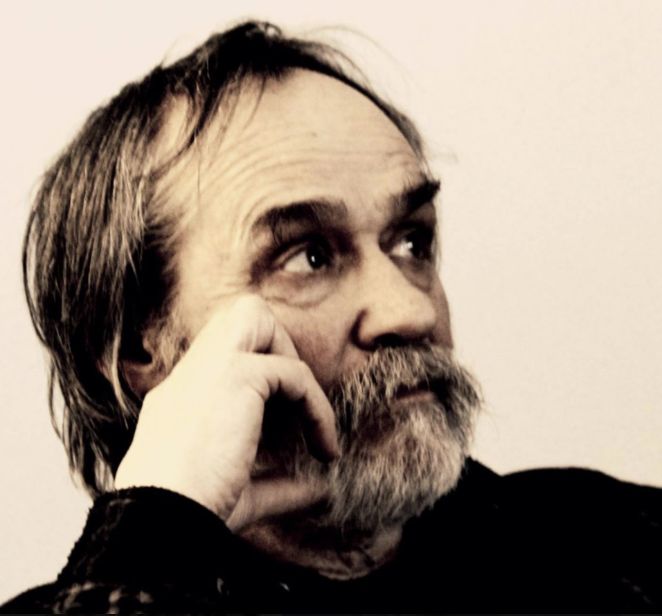 Portret malarza Janusza Dziurawca