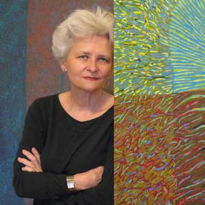 Portret artystki Jolanty Johnsson