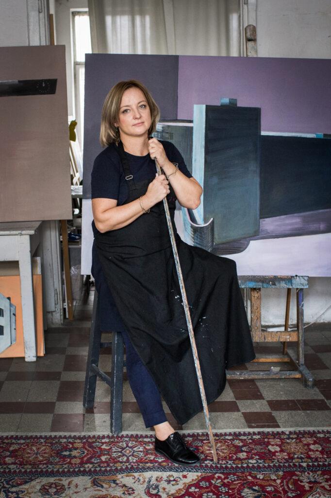 Maria Kiesner , fot. Magda Starowieyska