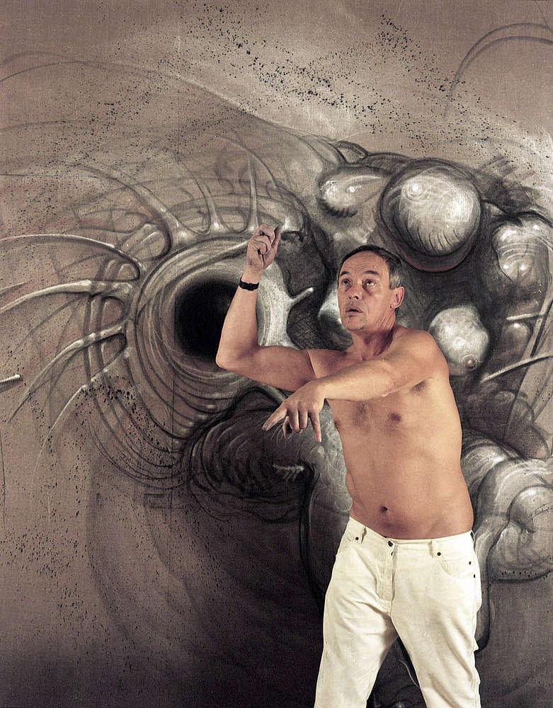 Artysta Franciszek Starowieyski, Teatr Rysowania
