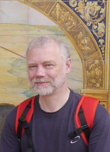 Malarz Paweł Jasionowski