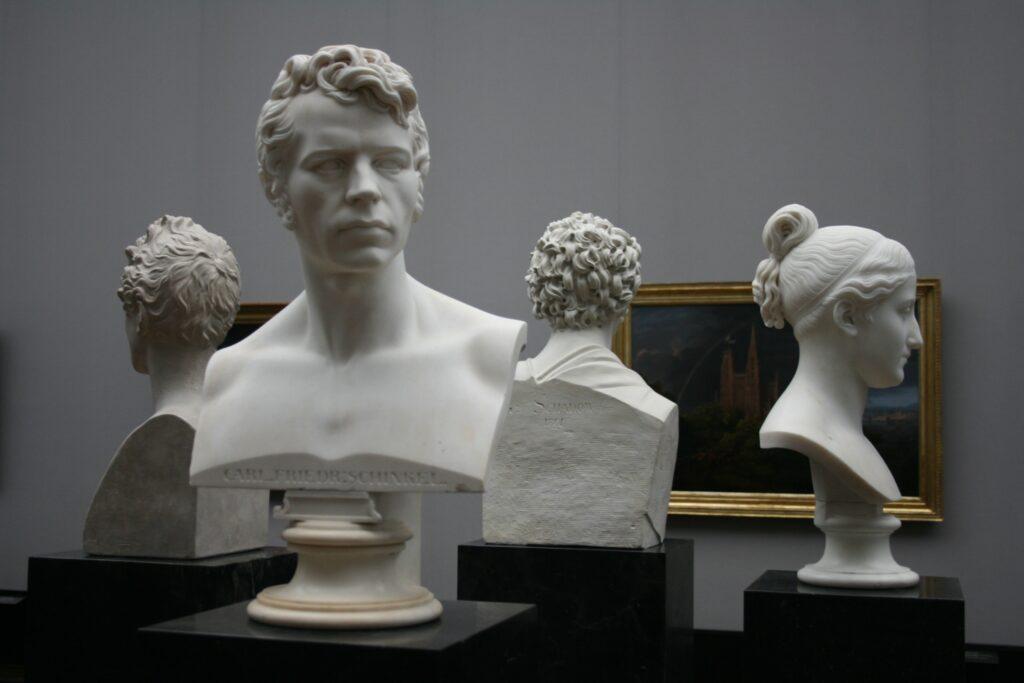 Doradztwo przy budowaniu kolekcji dzieł sztuki, obraz przykładowy