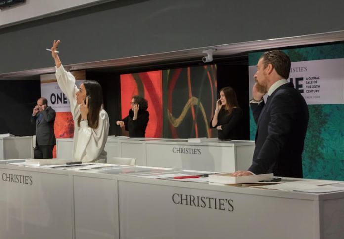 źródło: Dom aukcyjny Christie's.