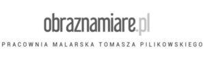 Obraz na miarę, strona pracowni malarskiej Tomasz Pilikowski
