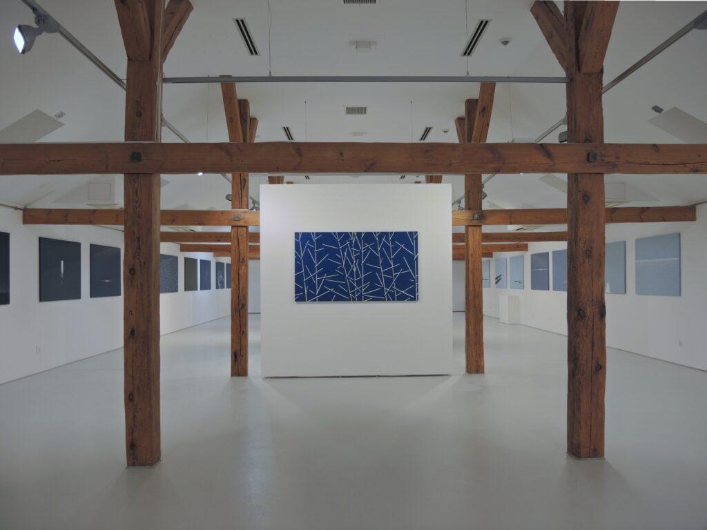Dokumentacja wystawy Roberta Motelskiego 1