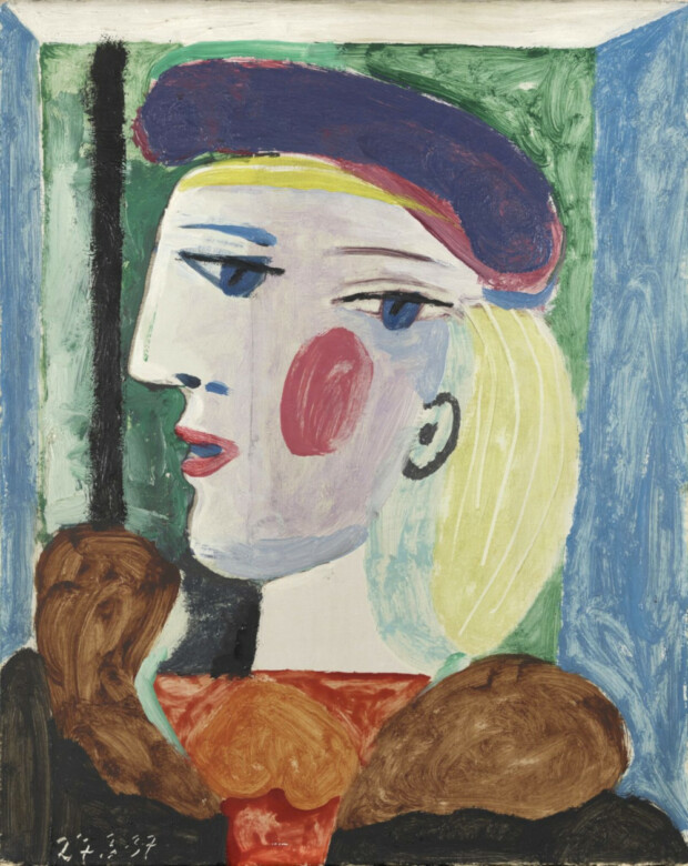 Obraz Picassa na aukcji w Bohnhams, warty ok . 10-15 mln dolarów