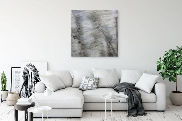 Stonowana kwadratowa abstrakcja Gamida Ibadullayeva