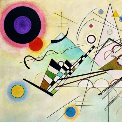 Obraz abstrakcyjny Wasilij Kandinsky