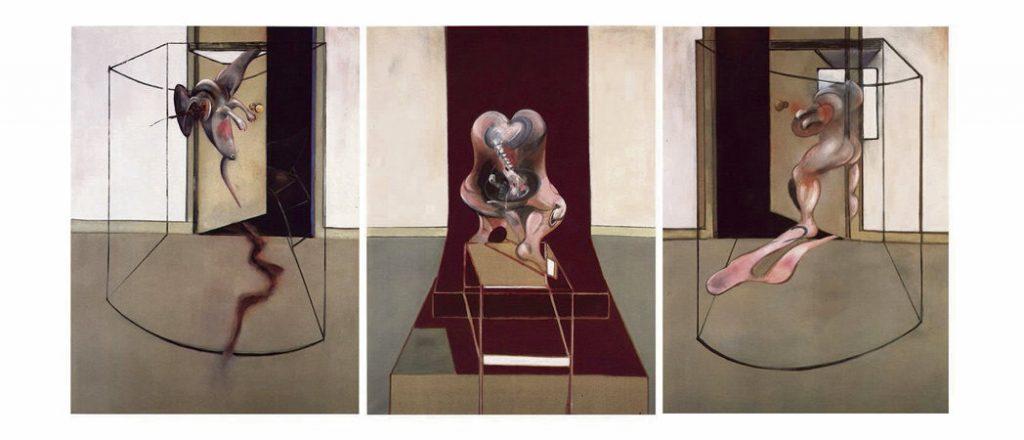 Tryptyk Francisa Bacona, praca która idzie na rekord aukcyjny