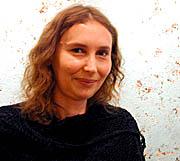 Portret artystki malarki Agnieszki Wardy